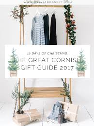 the great cornish gift guide 2017 a mive giveaway olivia bossert photography