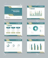Slide Desigh Vector Template Presentation Slides Background Design Info Graphs