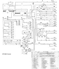 Jaguar mk2 wiring diagram with schematic images