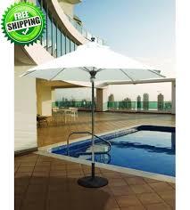 galtech 732 9 ft commercial patio umbrella