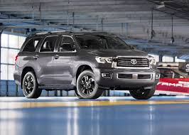 2018 toyota sequoia towing capacity - 2019 SUV Update - 2019 SUV ...