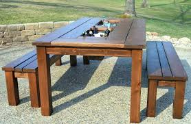 picnic tables with bench picnic tables with bench image of new picnic table bench picnic tables