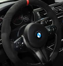 Coupe Series bmw m performance steering wheel : BMW OEM F07 F10 F06 F12 F13 M Performance Alcantara Steering Wheel ...