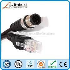 professional m12 to rj45 cat 5e utp ethernet cable waterproof professional m12 to rj45 cat 5e utp ethernet cable waterproof 4 pin d coded m12 connector high quality buy m12 to rj45 cat 5e ethernet cable m12