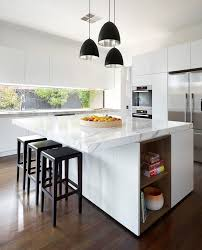 contemporary kitchens. 13 Examples Of White Kitchens Contemporary