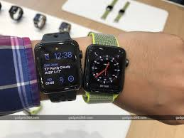 apple 3 series watch. apple watch series 3 offers just one hour battery life for phone calls, requires iphone y