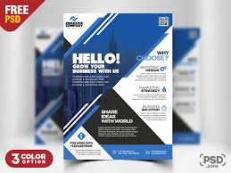 Business Flyer Design Templates 013 Free Psd Business Flyer Design Templates Corporate