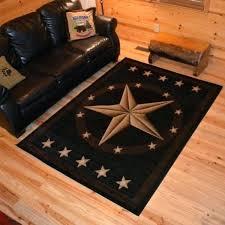 texas star rugs star area rugs rustic lodge western star cabin black multi area rug rustic texas star rugs