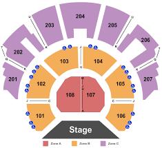 Beau Rivage Seating Chart Beau Rivage Theatre Seating Chart Biloxi
