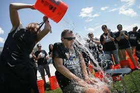REGION: Ice Bucket Challenge makes Inland splash – Press Enterprise
