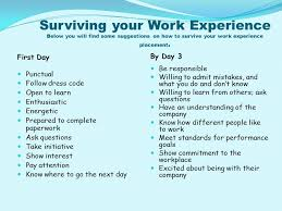 Questions To Ask On Work Experience Free Call Elizabeth Shopping Centre Ppt Download