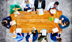 does your doctor need an mba stanford graduate school of business doctors conduct a meeting around a conference table