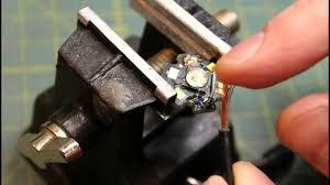 wiring multi die leds