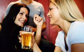At Home Finds Beer Study Drinking Increasingly Are Women