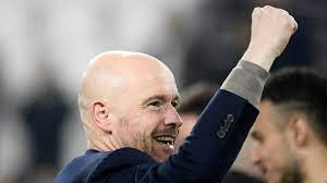 Guardiola 'delighted' for Ajax boss Ten Hag