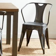 industrial rustic design furniture. Industrial Arm Chairs (Set Of 2) Industrial Rustic Design Furniture