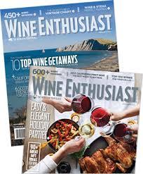 Wine Enthusiast 2018 Vintage Chart Top 10 Wine Getaways Of 2018 Wine Wine Varietals Wine