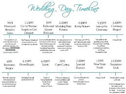 Wedding Agenda Template Template Party Menu Planner Template Schedule Wedding Day Itinerary