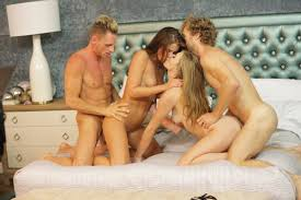 Foursome X Art Pictures and Free Erotic Videos