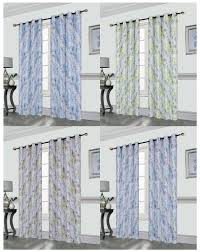 "Amanda 52""X84"" Soft Room Darkening Grommet Curtain Panel Colorful ..."