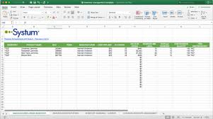 Inventory Cycle Count Excel Template Inventory Cycle Count Excel Template