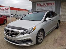 Used 2015 Hyundai Sonata Sport in Baie-Comeau - Used inventory ...