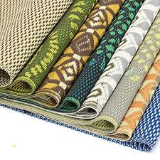 plastic woven outdoor rugs elegant outdoor rug mad mats uv fade resistant