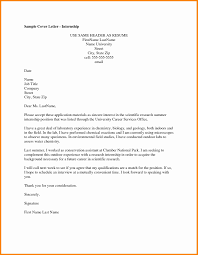 Cover Letter Necessary Fresh Cover Letter Sample For Research Job ...