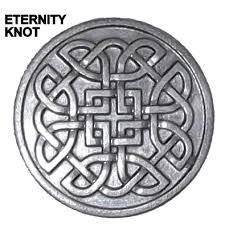 celtic pentacle star celtic eternity knot
