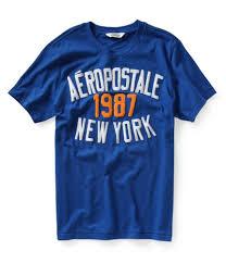Aeropostale Mens Graphic Tee T Shirt Style 3786 Original