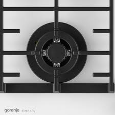 Gas Cooktop Glass Gorenje Gc6sy2w Au 60cm Natural Gas Cooktop Appliances Online