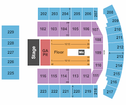 Bismarck Event Center Seating Chart Cheap Bismarck Civic Center Tickets