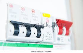 domestic fuses stock photos domestic fuses stock images alamy domestic home electrics main fuse box on off switch uk stock image