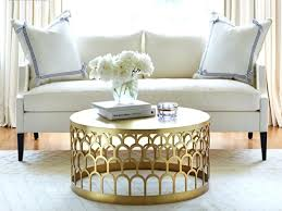 round gold coffee table the most round living room table living room living room inside round round gold coffee table