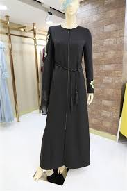 Burqa Size Chart Hot Item Muslim Burqa Black Long Outwear Classic Embroidery Abaya Dress Burka Islamic Women Coat