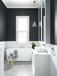 black and white bathroom a black and white a black white bathroom floor tile patterns