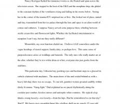 My Experiences In My English Class Essay Essay Sample