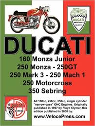 ducati factory workshop manual cc cc cc narrow case ducati factory workshop manual 160cc 250cc 350cc narrow case single cylinder ohc models amazon co uk ducati meccanica 9781588501035 books