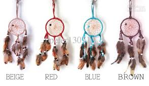 Dream Catchers Cheap 41 Inches Indian Feather Dream Catchers Mixed American Native 1