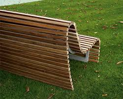 Small Picture Outdoor Bench Seating modern outdoor wood bench by BB Italia