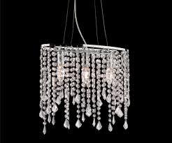 Deckenlampen Kronleuchter Mia A106n Kristall Hänge Leuchte