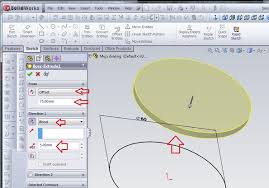 Circular Pattern Solidworks Delectable Solidworks BossExtrude Circular Pattern SOLIDWORKSAUTOCAD