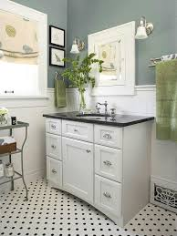 black and white vanity.  And White Vanity With Black Top And Subway Tile Would Change The Bottom Of  With Black And White Vanity W