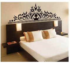 Small Picture Bedroom Wall Art Decal Sticker Headboard Wall Decoration Mural