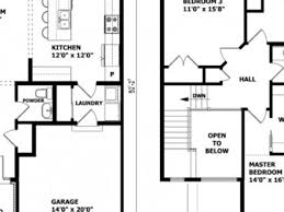 Contemporary House Plans Story   mexzhouse comModern Story House Floor Plan Story Modern House Designs