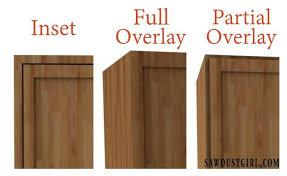 choosing cabinet door hinges sawdust