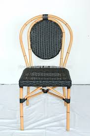 bamboo rattan chairs. Aluminum Frame Imitation Bamboo Rattan Chair/outdoor Cafe Or Restaurant Wicker Coffee Chair Chairs E