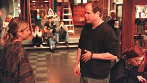 Official page for joss whedon. Buffy At 20 Joss Whedon Talks Tv Today Reboot Fatigue And The Trouble With Binging Hollywood Reporter