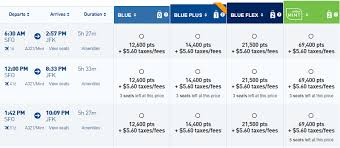 Redeem Jetblue Points What You Need To Know