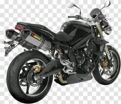 exhaust system triumph motorcycles ltd